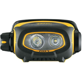 Petzl Pixa 3 Black/Yellow